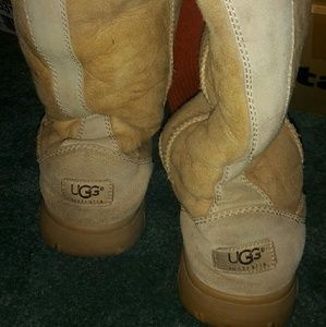 Women's UGG Ultimate Tall style 5250 size 11